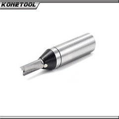 Straight Plunge Cutting Router Bits