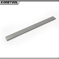 Tungsten Solid Rectangular Carbide Blanks