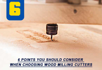 6 Points You Should Consider When Choosing Wood Milling Cutter