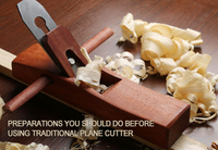Preparations You Should Do Before Using Traditional Plane Cutter