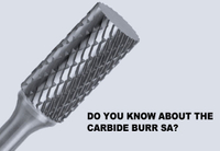 Do You Know about the Tungsten Carbide Cylinger Burrs for Cutting SA?