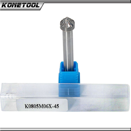SK Burrs - 90° Included Cone Shape