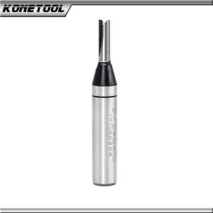 "Carbide Straight Router Bits-1/4"" Shank"